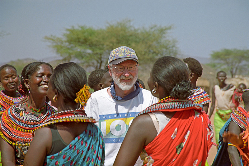 "Robert at a Samburu Manyatta. If you haven't guessed, he is the one in the hat!!!  Photo by Bill Stripling<br><br><h3>Hello. Welcome to the Robert Winslow Photo, Inc. website. Please sign the <a href=""http://rwinslow.smugmug.com/gallery/1593970""><font>Guest Book</font></a> and let us know who you are and what you are looking for. We would love to hear from you. We are constantly creating new galleries and are continuing to upload images to the existing galleries on a regular basis. Please check back often and see what new images have been added.  <br><br> Check out our <a href=""http://rwinslow.smugmug.com/gallery/4402322_uX5c9""><font>Stock Photo Lists</font></a>. We have over 100,000 pictures on file of many plant and animal species and numerous locations and environmental themes so please let us know how we can help you meet your needs. We can create a private viewing gallery, email images or download to an ftp site. All of the images on this website are low res jpegs. We have high res tiffs for all images and they can be sent out at a moment's notice. <br><br> In 1971 Robert hiked the entire Appalachian Trail from Georgia to Maine. By completing this 2000+-mile journey, he became just the 36th person to have walked the entire trail continuously in one year. Along the way, Robert carried an old Argus C-3 camera that he borrowed from his grandfather. It had no light meter so Robert wrote down all of his exposures in a notebook so that he could learn the best camera settings for different light conditions. Upon completion of the Trail, Rodale Press contacted Robert to contribute to a book called ""Hiking the Appalachian Trail"". One of his photos appeared on the cover of the second volume along with thirteen other photos on the inside. <br><br> While Robert was completing his graduate work in biology, he entered a photo contest run by Nikon and won a fourth place. Later, while teaching at Idaho State University, Robert took photography courses in the Art and Journalism departments. At this time, he also began teaching nature photography classes. <br><br> Robert is an internationally known nature photographer with thousands of published images. He holds a master's degree in Biology and taught Outdoor Education and Wilderness Studies as a full time faculty member at Idaho State University for six years. Since moving to Durango in 1981, Robert has been a full time freelance photographer. His work has appeared in/on many books, magazines, gift items and in over 20 different calendars in one year. His photos have been used in national ad campaigns by such diverse entities as Adobe, Amtrak, The National Audubon Society, The National Geographic Society, The Nature Conservancy and Phillips Petroleum.  <br><br> Several of Robert's photos are in a new video presentation produced by the WildEarth Guardians and narrated by Alan Arkin to facilitate efforts to protect and restore wolves. The 2011 International Wolf Center Calendar was exclusively Robert's photos.  <br><br> He has won numerous photo awards including Grand Prize winner in the National Wildlife Cover Photo Contest out of over 10,000 entries. He is also the First Place Winner in the Wildlife Category In Outdoor Photographer's Magical Adventures Photo Contest.  <br><br> Robert runs customized individual and private group photo tours to select locations around the world. Please visit information on our <a href=""http://rwinslow.smugmug.com/gallery/1366090""><font>Kenya Safaris</font></a>. Robert also instructs advanced photography programs for <a href=""http://mpills.org""><font>The Mountains and Plains Institute for Lifelong Learning and Service</font></a>. <br><br> Since 1981 Robert has lived in Durango, Colorado where for some unknown reason he is included in a list of <a href=""http://www.durango.org/durango-area/people.aspx""><font><font>Famous Faces of Durango</font></font></a>.  He has been married to the amazing Marilyn S. Leftwich, PhD since 1987. <br><br><strong>Contact information</strong>  <br> Robert Winslow Robert Winslow Photo, Inc.  <strong><em><br>Mail:</em></strong> PO Box 334<br> Durango, CO 81302-0334 <strong><em><br>Courier</em></strong>: 235 Oak Road, Rafter J<br> Durango, CO 81303-7655 <strong><em><br>Phone:</em></strong> <br>970-259-4143  <br><strong><em><br>Email:</em></strong> <a href=""mailto:rwinslow@mydurango.net""> <font>rwinslow@mydurango.net</font></a> <br> Robert's Facebook address: http://www.facebook.com/home.php?#/profile.php?ref=name&id=100000550352839<br>  Bob and Marilyn's personal website: <font>www.marilynandbob.smugmug.com</font> </h3>"