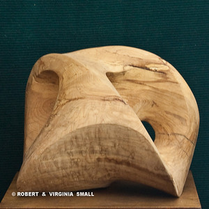 Untilited  View #2 13h X 15w X 14d  maple