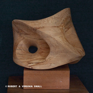 Untilited  View #3 13h X 15h X 14d  maple