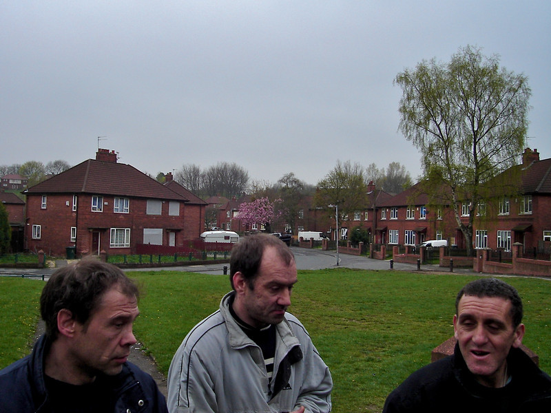 walking workshop, kirkholt, rochdale, 2005