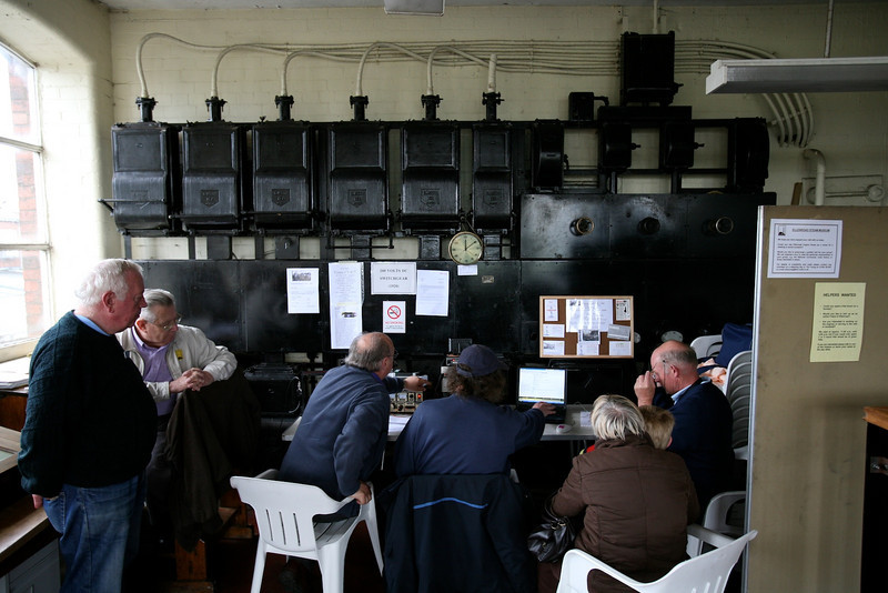 radio enthusiasts, ellenroad, 2008
