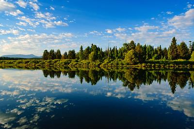 Lake Moran, Grand Teton National Park, Wyoming