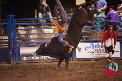 Bull riding - Southern Rodeo Company