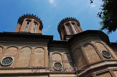 Antim Ivireanu Monastery, Romania.