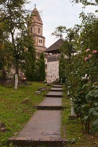 Densus Monastery, Romania.