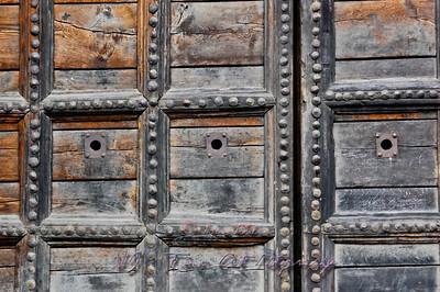 Door detail, Putna Monastery.