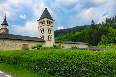 Putna Monastery.