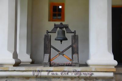 Bell, Putna Monastery.