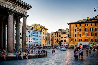Rome. Pantheon.