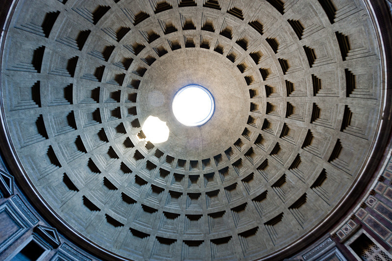 Oculus of the Pantheon