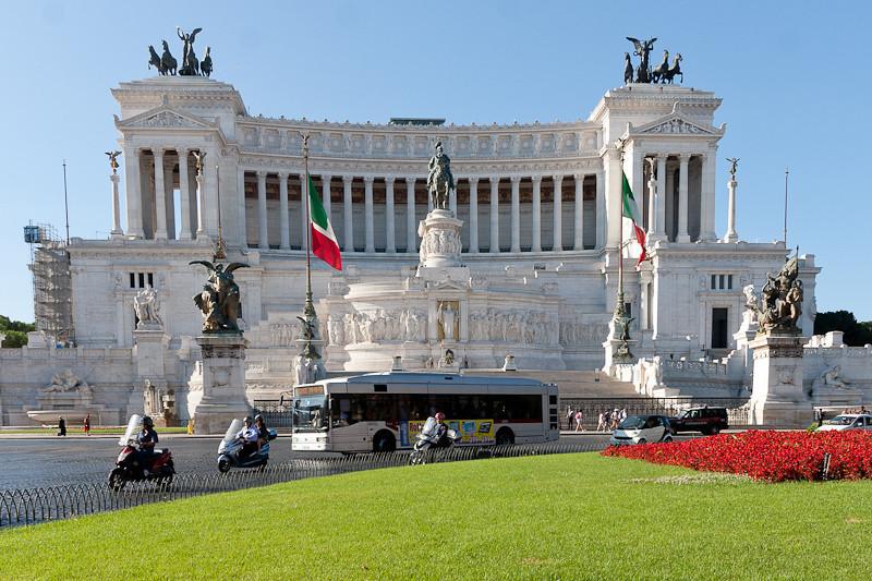 King Victor Emmanuel II Monument ('Il Vittoriano'), Piazza Venezia