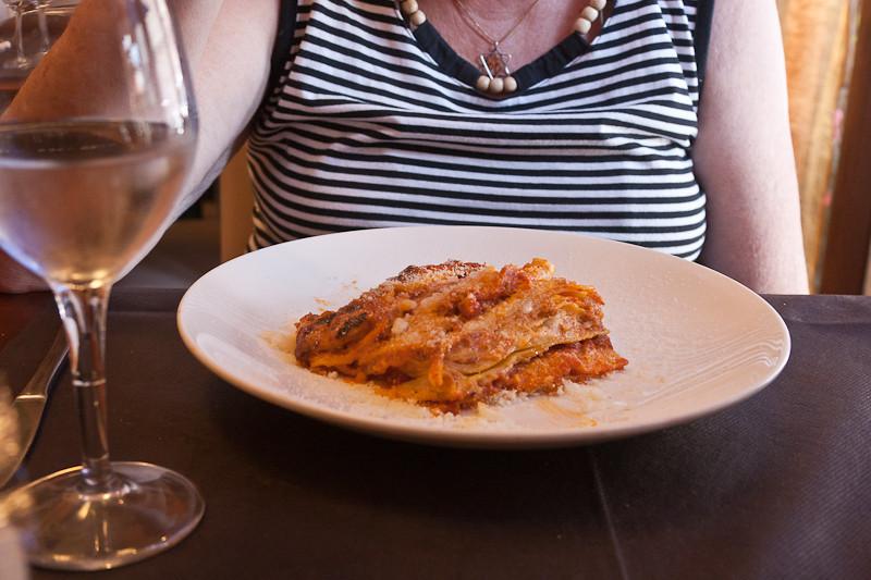 Helene's yummy lasagna