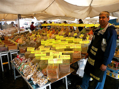 Rome, Italy spice stand P1030400.JPG,
