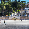 Walking in Rome, Italy 205