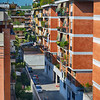 Apartment Houses in Rome Italy
