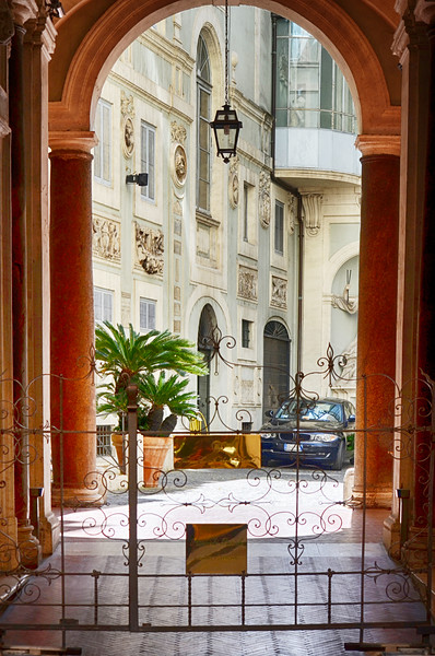 Expensive Private Home in Rome Italy