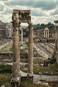 Rome's Ancient City - The Forum