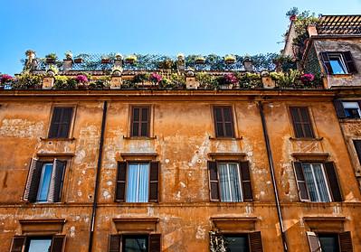 Roman Apartment