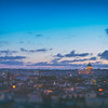 Vaticano al crepuscolo (Vatican at twilight)