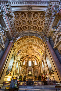 Roman Basilica