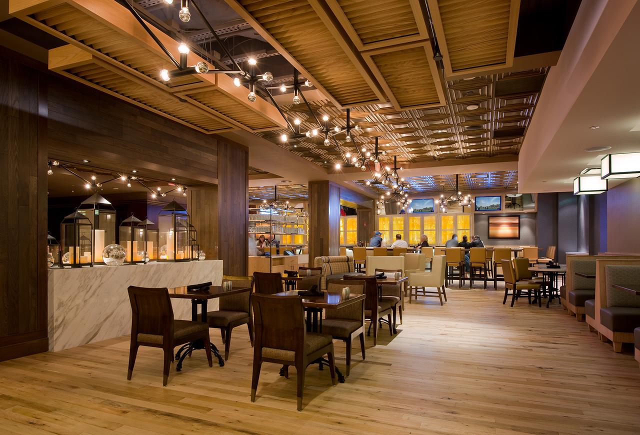 Tysons Corner Marriott, Shutters Bar & Kitchen, Tysons Corner VA