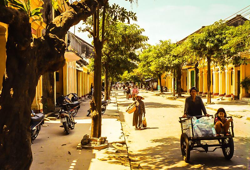 Hội An,  A beautiful city in Vietnam