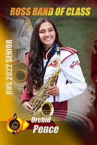 2021-2022 Ross Band of Class