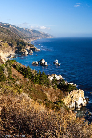 California Coast - Route 1, CA, USA
