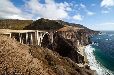 Bixby Bridge - Route 1, CA, USA