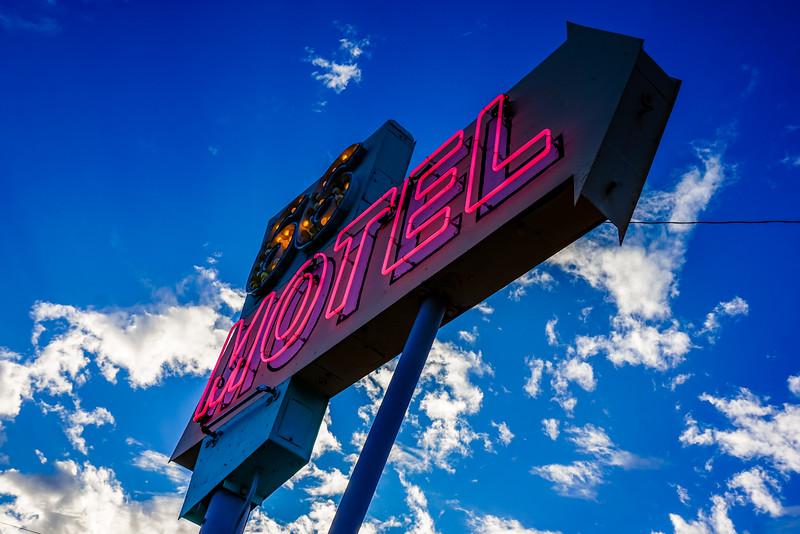 66 Motel Under