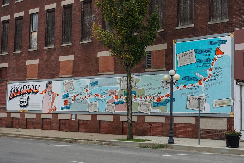Pontiac Mural