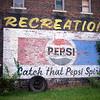Pepsi Mural in Galena