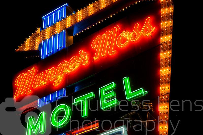 Munger Moss Neon