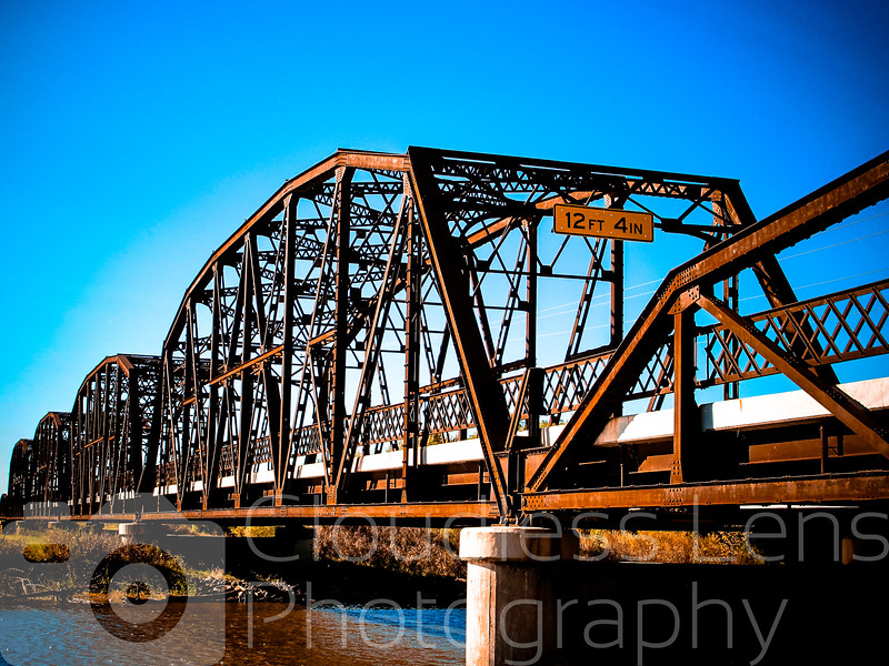 Lake Overholser Bridge