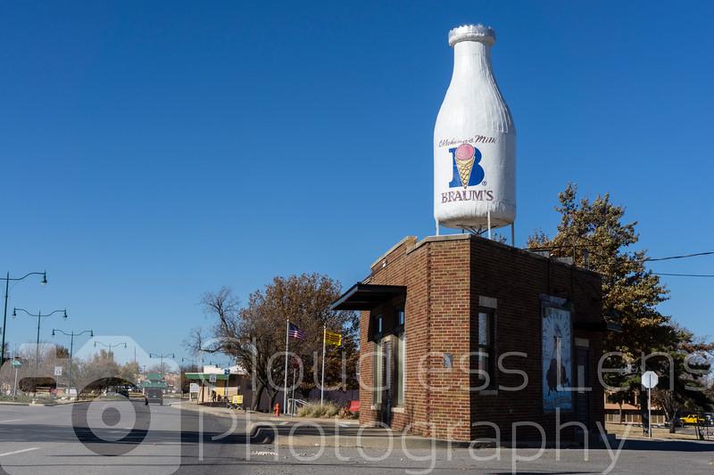Milk Bottle Grocery
