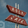 Rock Cafe Neon