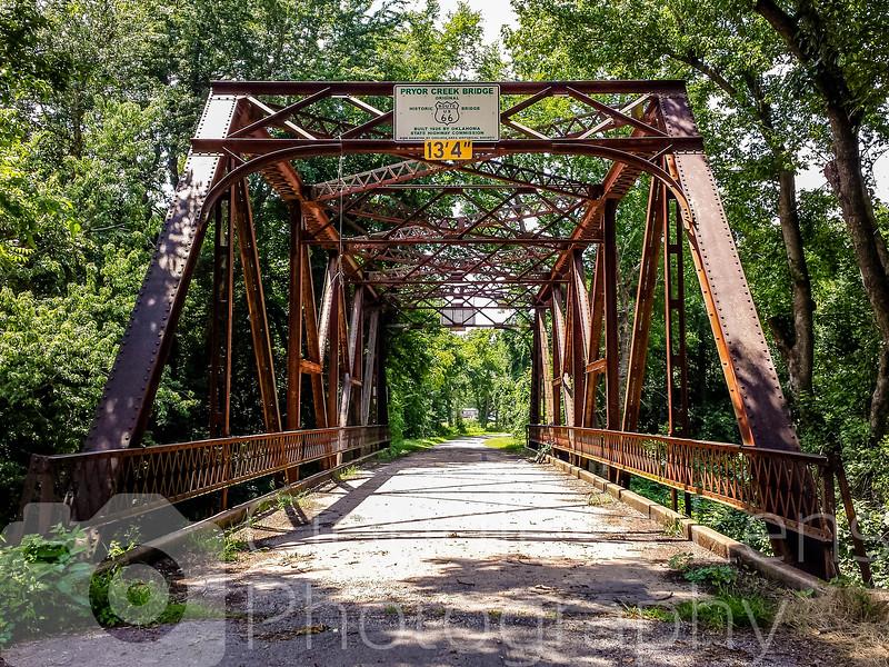 Pryor Creek Bridge