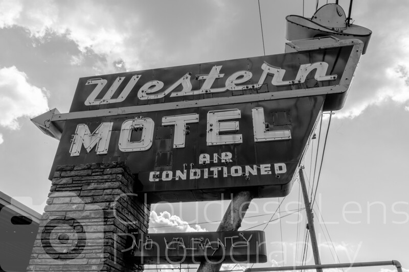 Western Motel in Bethany