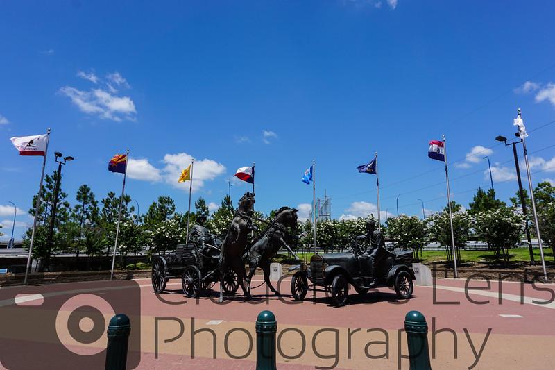 Cyrus Avery Centennial Plaza