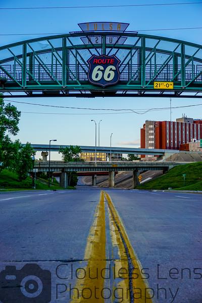 Avery Pedestrian Bridge