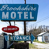 Brookshire Motel Sign