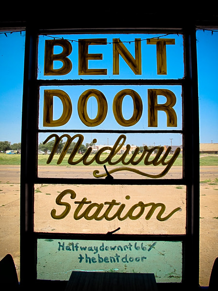 Bent Door Midway Station