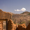 Bunkhouse ruin