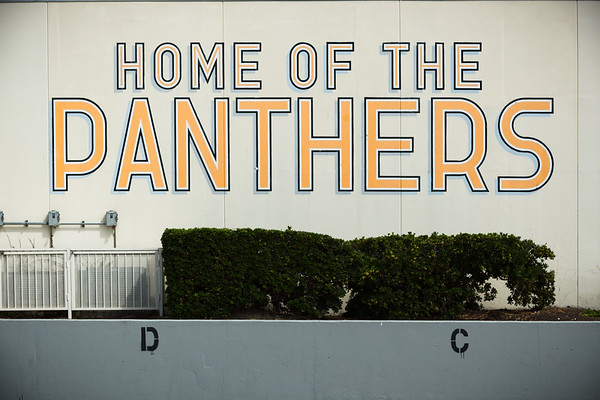 Home of the Panthers...