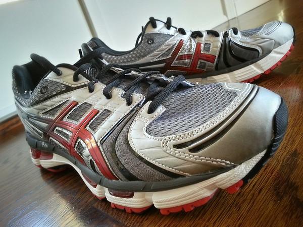 Need to break in a new pair....one week before my next marathon