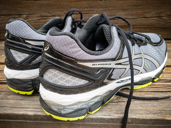 This is my first time running in Gel-Kayano 22.  I completely skipped Kayano 21 (the only other generation I have skipped since I switched from Nike to ASICS was Kayano 17).  I just retired my second and final pair of 20s.  I had 6 pairs of 18s...and ran nearly 2,000 total miles in that generation alone!