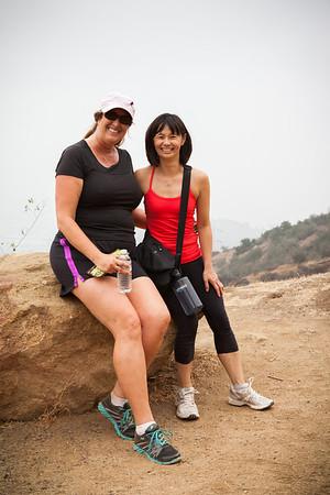 Heidi and Valerie
