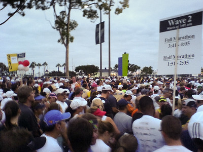 20,000 participants are expected to run and walk