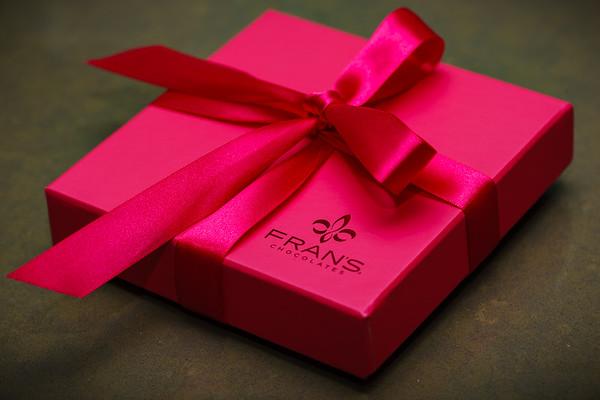 Life is like a box of chocolates...