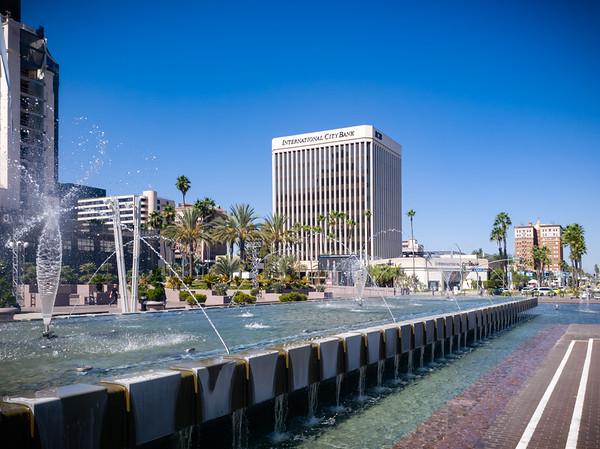 ICB (International CityBank) was the title sponsor of the 25th Long Beach Marathon